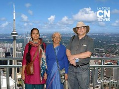 Toronto-15.04 (davidmagier) Tags: portrait urban toronto ontario canada david scenic hats can aerial bindi aruna saris shalwarkameez shawls mataji