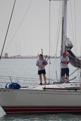 bagpipes (timp37) Tags: lake chicago race pier illinois michigan navy july player bagpipes mackinac bagpipe 2015