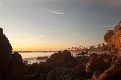 20100102_Corona_del_Mar_0009.jpg (Ryan and Shannon Gutenkunst) Tags: ocean ca sky usa beach water sand rocks palmtrees coronadelmar coronadelmarstatebeach