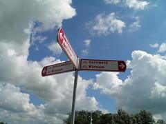 Alle wegen leiden naar ... Winsum (Sicco2007) Tags: reitdiepveer groningen reitdiep