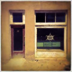 off duty (Maureen Bond) Tags: empty sherif ghosttown nv gone nogun abadndoned historic ghostadventures maureenbond deputy