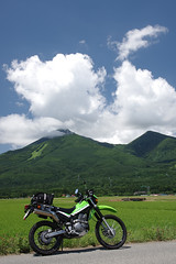Mt. Bandai (Will Design Works) Tags: japan mortorcycle touring