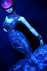Glamour 5 (ocirebitlec) Tags: filtro azul blue filter fujifilm