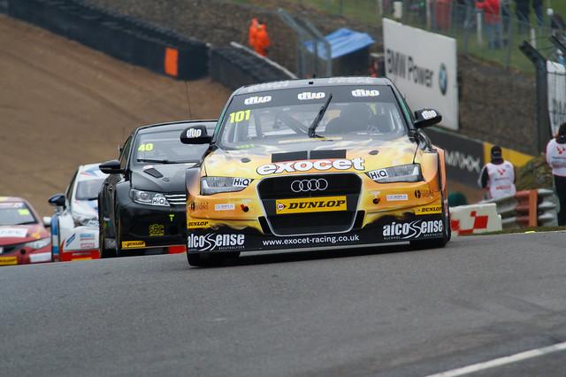 car championship british touring motorracing motorsport btcc brandshatch audia4 robaustin exocetalcosense