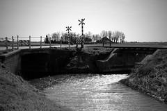 Crossroad (Harry Kool) Tags: bridge brug crossroad medemblik trein kruising spoorwegovergang twisk oostwoud