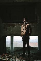 Predrag IV (Uljmanski) Tags: portrait architecture industrial serbia ruin novisad vojvodina srbija