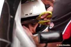 apañando el casco