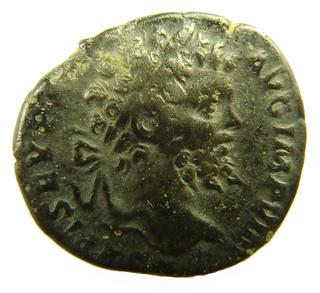 Denarius of Septimius Severus obv