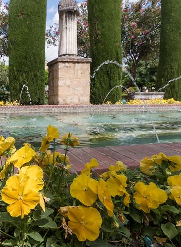 Jardines del Alcazar