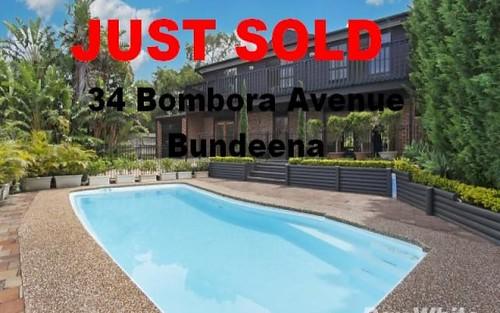 34 Bombora Avenue, Bundeena NSW