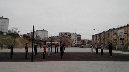 МК по паркуру - 26.04.2015