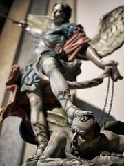 Archangel Michael Slays The Wicked