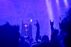 babymetal in blue (mevrain) Tags: music japan metal bands fillmore silverspring babymetal