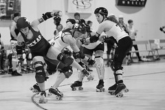20160429-111820-2 (Masonite Burn) Tags: or eugene oops firingsquad texasrollergirls emeraldcityrollerderby thebigo2016 716alley