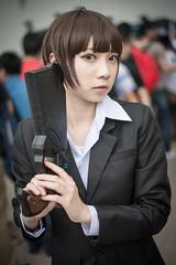 DSC_0052 (Artwu) Tags: girl beauty 50mm nikon pretty cosplay lol taiwan legends taipei f18 ll league pf d600  d610 pf24 lovelive