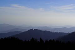 Horizon (ateitis) Tags: park mountains horizon national sequoia forests