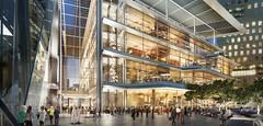 Всемирный финансовый центр в Дубае