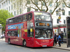 National Express West Midlands 4821 BX09 PGU Caitlin on 101 (1) (sambuses) Tags: caitlin 4821 nationalexpresswestmidlands nxwm bx09pgu nxbus