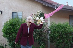 The day of preposterous promise (SolanoSnapper) Tags: bride granny werehere grannysadventures