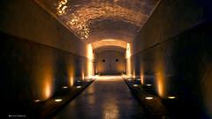 2093 Final del tunel (Ricard Gabarrs) Tags: luz luces olympus tunel oscuridad oscuro medialuz ricgaba ricardgabarrus