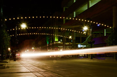 Main St. Rockford (john_y_5) Tags: camera city light car night photography nikon downtown rockford