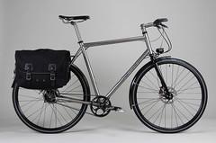 Firefly_Rohloff_Belt (Cycle Monkey USA) Tags: commuter biketowork titanium firefly dynamo rohloff bikelife rohloffspeedhub supercommuter