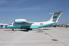 Antonov 72 Red 08 (moloneytomEIDW) Tags: antonov an72 kazakhstan kadex