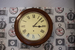 carrage clock 089