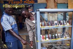 World Telecommunication and Information Society Day (UNAMID Photo) Tags: africa mobile phone sudan cellphone movil mobil communication un unitednations telefon darfur telefono onu comunicaciones nacionesunidas elfasher comunicacions nacionsunides albertgonzalezfarran unamid albertgonzaleznet