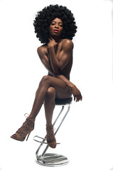 AnnaRose (Davidspics46) Tags: black beauty naked nude model pentax afro annarose picturesmith picturesmithphotography