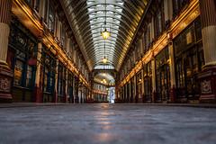 Leadenhall Market (cuppyuppycake) Tags: england london lines nikon market leading leadenhall d7200