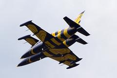 Aero L-39 C Albatros | Baltic Bees (f1_mirage) Tags: bees baltic airshow albatros aero radom l39 rdo epra sadkw