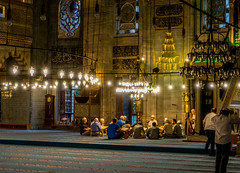 DSC00079-2 (UmitCukurel) Tags: street cloud turkey candle turkiye tram istanbul mosque historical cami turquia touristic eminonu yenicami sirkeci cith