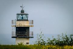 Faro (Oscar F. Hevia) Tags: espaa lighthouse tower faro spain torre galicia guide signal beacon lugo seal ribadeo gua baliza islapancha