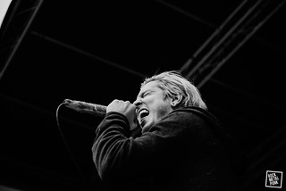 The Word Alive @ Slam Dunk South, 30.05.16 // Shot by Jennifer McCord