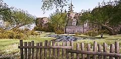 La Petite Maison dans la Prairie.....Lost-Dream (zaziaa resident) Tags: camera nature relax lost photo dream tranquility pic decor sim repos photographe detente rêves fantaisy perdus lostdream fantanstique