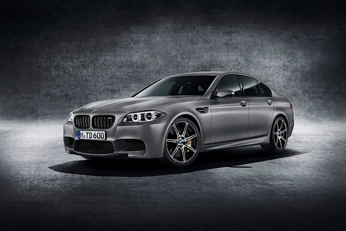 BMW M5 30 Jahre Edition