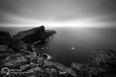 neist point (John Farnan Photography) Tags: lighthouse scotland monochromatic scotlandwithstyle scottishlandscape neistpoint scottishlandscapephoto