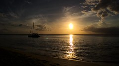December Time-lapse (nickcozier) Tags: shotoniphone6s shotoniphone timelapse beach barbados