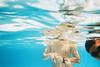 (埃德溫 ourutopia) Tags: film kodak kodakfilm analog waterproof singleusecamera 800 water waves swimming swimmingpool blue reflection refraction summer underwater guy man naked nude フィルム