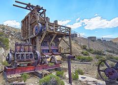 The Mine (Kansas Poetry (Patrick)) Tags: joshuatree joshuatreenationalpark goldmine california patricknancydocalifornia hikingtrail nationalpark desert patrickemerson patricknancyforever