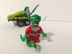 Beast Boy Mighty Micro - 2 (legobagel521) Tags: beast boy lego mighty micro dc micros comic