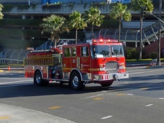 LACoFD Engiene 51 (Emergency_Vehicles) Tags: los angeles county fire department lacofd engine 51 nbc universal studio