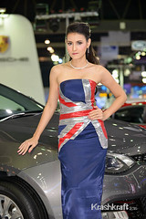 Motor Show (krashkraft) Tags: beautiful beauty thailand pretty bangkok gorgeous autoshow allrightsreserved motorshow 2014 racequeen gridgirl boothbabe bangkokmotorshow krashkraft เซ็กซี่ พริตตี้ มอเตอร์โชว์ โคโยตี้