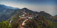 BHEDETAR DHARAN NEPAL (Anand Lepcha) Tags: nepal nature landscapes nikon tamron dharan bhedetar