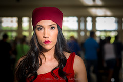 SP_46280 (Patcave) Tags: costumes anime film canon comics movie eos book photo dc costume orlando comic photoshoot cosplay f14 culture 85mm sigma pop hallway fantasy convention comicbook scifi snapshots megacon marvel ef 1740mm f4 elektra 2015 patcave 5d3 megacon2015