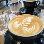 Coffee time at Lucky Penny in South Yarra thumbnail