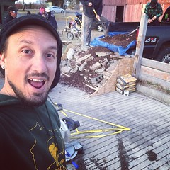 "DIY day at the farm as I start building a concrete skate world. @skatediy • <a style=""font-size:0.8em;"" href=""http://www.flickr.com/photos/99295536@N00/16860095739/"" target=""_blank"">View on Flickr</a>"