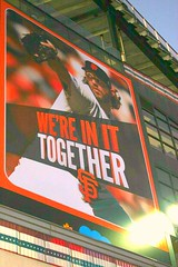 IMG_4112 (Grump1906) Tags: sf st center civic 3rd mccoveycove sanfranciscogiants 2014 lowriders worldserieschampions streetmission giantfans stking fuckthedodgers stfolsom fucktheroyals plazajumbotronmccovey cove24th stshotwell