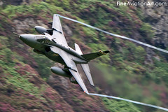 XZ355/FJ - Sepecat Jaguar GR3A - No. 41 Squadron, RAF (KarlADrage) Tags: lowlevel royalairforce sepecat machloop rafcoltishall lfa7 41sqn jaguargr3a no41squadron xz355fj